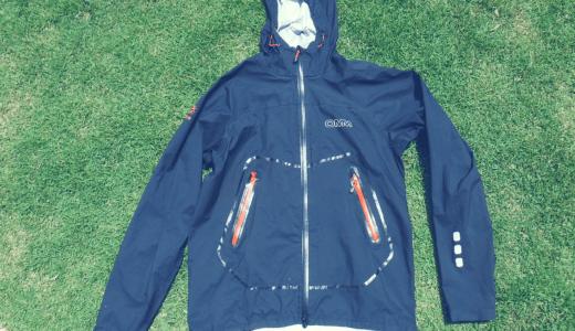 登山におすすめのレインウェア OMMイーサージャケット レビュー