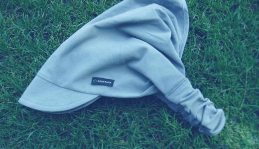 トレッキング用の帽子 夏におすすめのAXESQUIN(アクシーズクイン) UPF50+ ヘアバンド レビュー